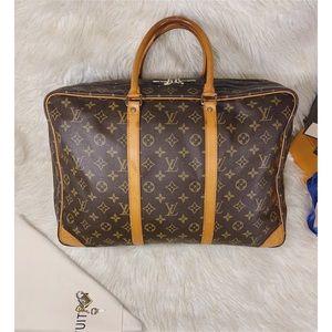 Louis Vuitton Monogram Canvas Luggage Sirius 45 ✈️